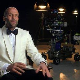 Jason Statham über seine Erfahrung beim Drehen des Films - OV-Interview