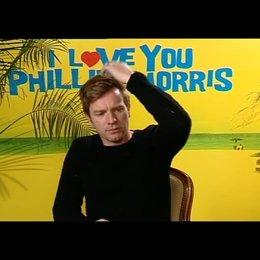 Ewan McGregor (Phillip Morris) über die Herausforderung die Rolle zu spielen - OV-Interview Poster