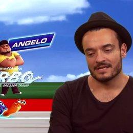 Giovanni Zarella - Tito - über seine Träume - Interview Poster