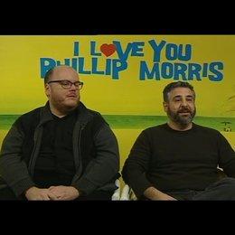 John Requa und Glenn Ficarra (Regie) über die Schwierigkeiten eine wahre Geschichte zu adaptieren - OV-Interview Poster