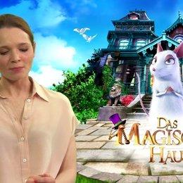 Karoline Herfurth - Maggie - über Erfindungen - Interview Poster