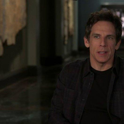 Ben Stiller über Dan Stevens - OV-Interview Poster
