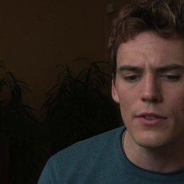 Sam Claflin über das Drehbuch - OV-Interview