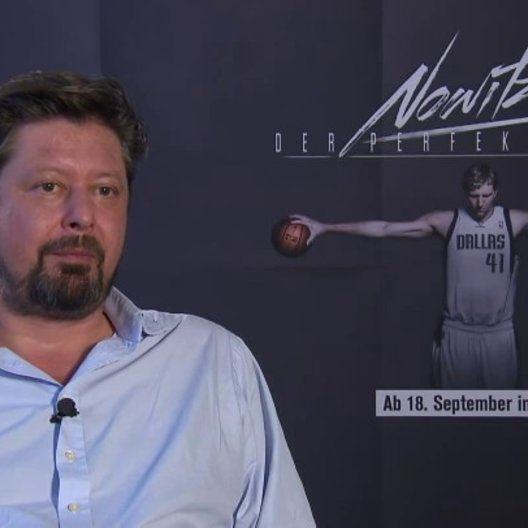 Sebastian Denhardt (Regie) darüber wen der Film erreicht - Interview Poster