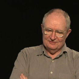 Jim Broadbent über das Skript - OV-Interview