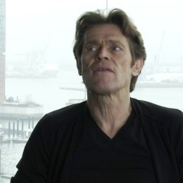 Willem Dafoe  - Tommy Brue - über Anton Corbijn - OV-Interview