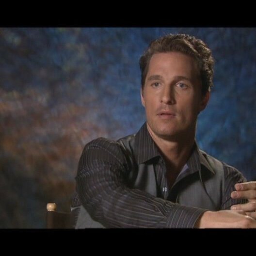 Matthew McConaughey - Connor Mead - OV-Interview