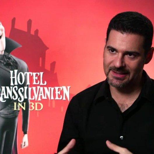 Rick Kavanian über die Botschaft des Films - Interview Poster