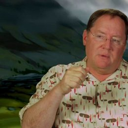 John Lasseter - Executive Producer - über Pixar - OV-Interview Poster