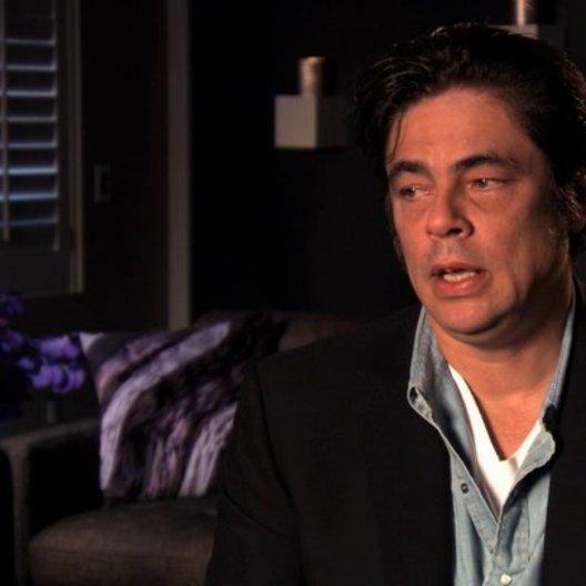 Benicio Del Toro über Lado - OV-Interview Poster