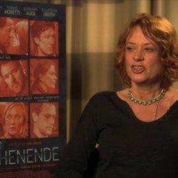 Nina Grosse über den Drehort - Interview Poster