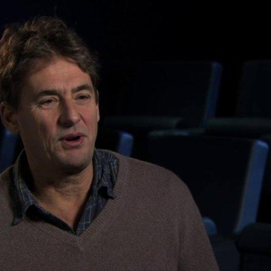Tim Bevan über das Drehbuch - OV-Interview