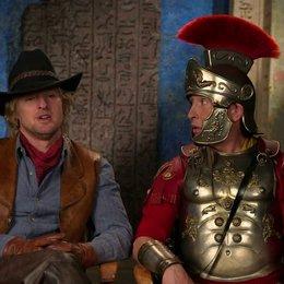 Owen Wilson und Steve Coogan darüber wie sie ihre Rollen spielen - OV-Interview Poster