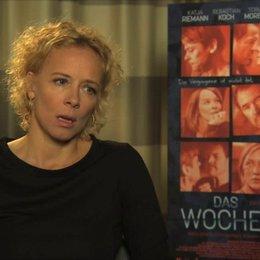Katja Riemann über Jens und Inga - Interview Poster