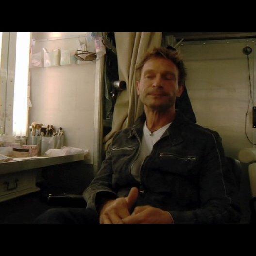 Thomas Kretschmann über das Drehbuch und Matthias Schweighöfer - Interview