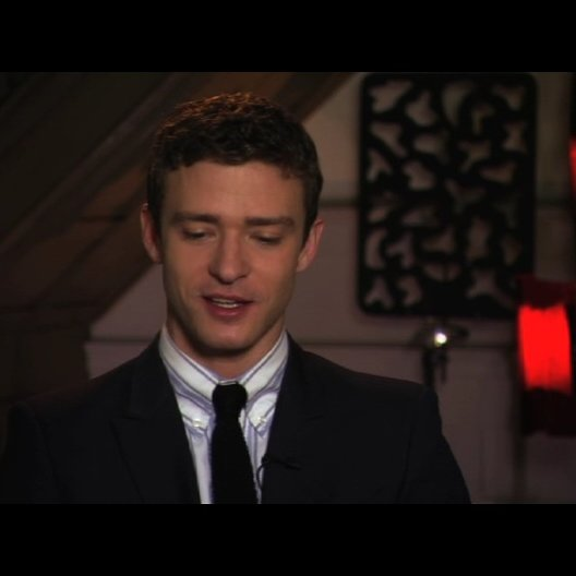 Justin Timberlake über die Sexszenen - OV-Interview Poster