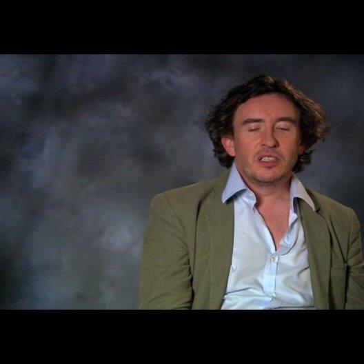 """Steve Coogan - """"David Ershon"""" über was das Publikum erwarten kann - OV-Interview Poster"""