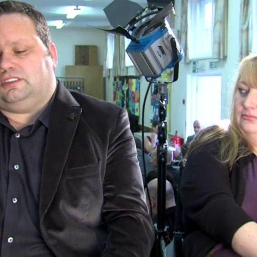Paul und Julz Potts darüber wie es sich anfühlt wenn dein Leben verfilmt wird - OV-Interview Poster