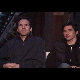Cyrill Boss und Philipp Stennert über den Film (2) - Interview