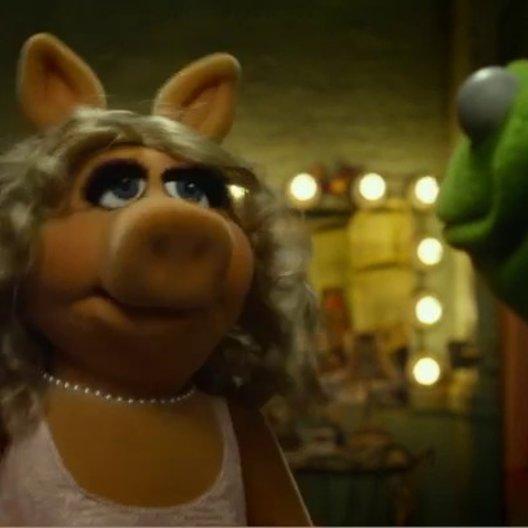 Miss Piggys neuer Tanzpartner - Szene