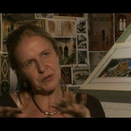Cornelia Funke (Autorin der Romanvorlage) - OV-Interview Poster