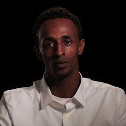 Faysal Ahmed - Najee - über das erste Treffen mit Tom Hanks - OV-Interview