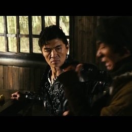 The Man with the Iron Fists (BluRay-/DVD-Trailer)