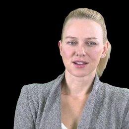 Naomi Watts - Maria über das Erlebnis bei The Impossible mitzuwirken - OV-Interview