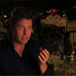 Hugh Grant über Peter Lord - OV-Interview