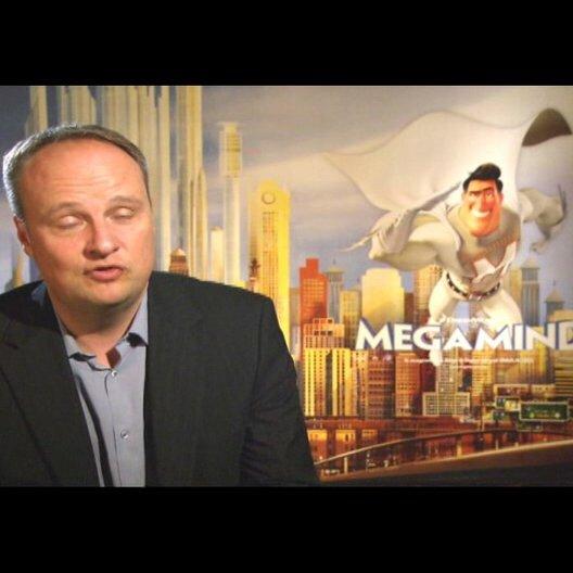 Oliver Welke (deutsche Stimme Metroman) über den Originalsprecher Brad Pitt - Interview