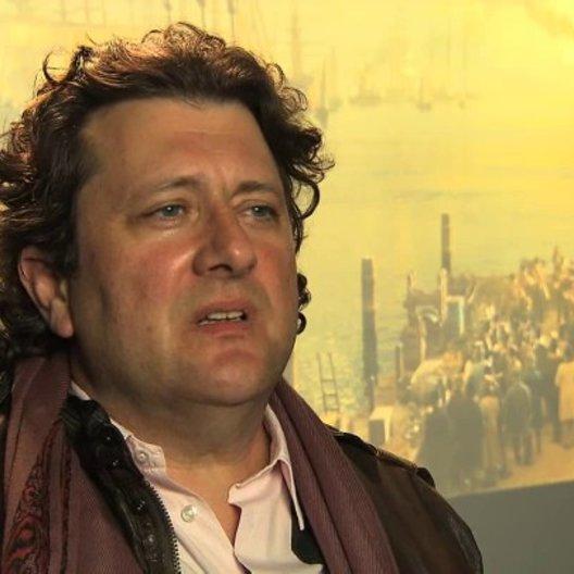 Bernard Rose - Regie - darüber, was ihm der Film bedeutet - OV-Interview