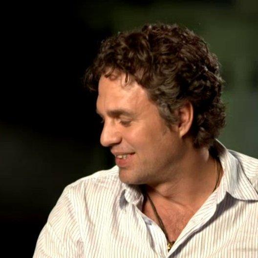 Marc Ruffalo - Bruce Banner - The Hulk über seine Rolle - OV-Interview