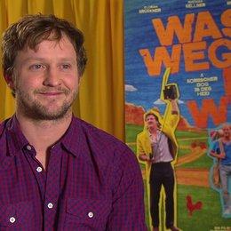Maximilian Brückner (Hansi Baumgarten) über seine Rolle Hansi - Interview