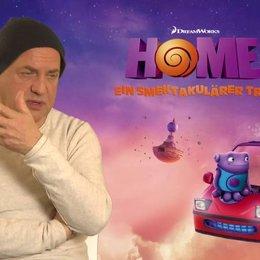 Uwe Ochsenknecht - Captain Smek - über seine Lieblingszene im Film - Interview Poster