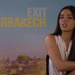 Hafsia Herzi - Karima - über ihre Rolle Karima - Interview