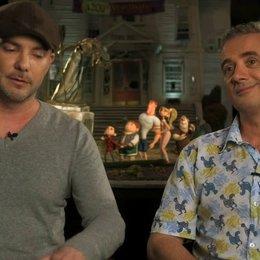 Chris Butler und Sam Fell über Kodi Smit McPhee - OV-Interview Poster