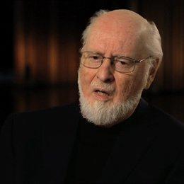 John Williams - Komponist - darüber, warum er ein Teil des Films sein wollte - OV-Interview Poster