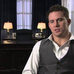 Channing Tatum über außergewöhnliche Dreharbeiten - OV-Interview