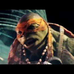 Teenage Mutant Ninja Turtles (VoD-BluRay-DVD-Trailer) Poster