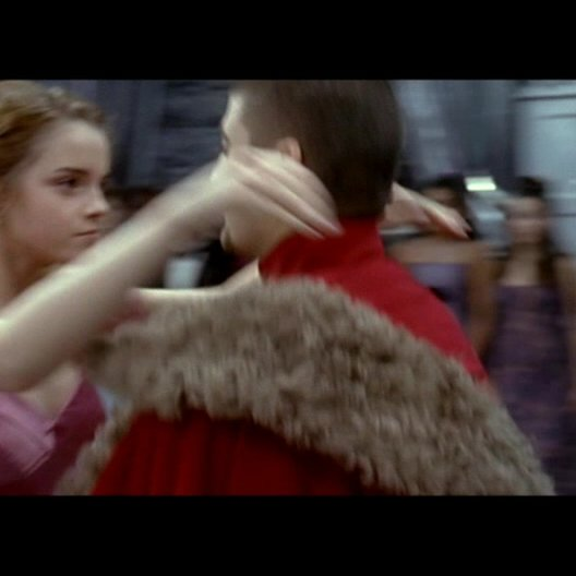 Harry Potter und der Feuerkelch - Trailer Poster