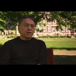 Kazuo Ishiguro über den Prozess der Adaption - OV-Interview