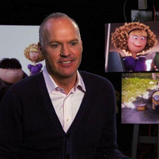 Michael Keaton - Walter - über Villain Con - OV-Interview