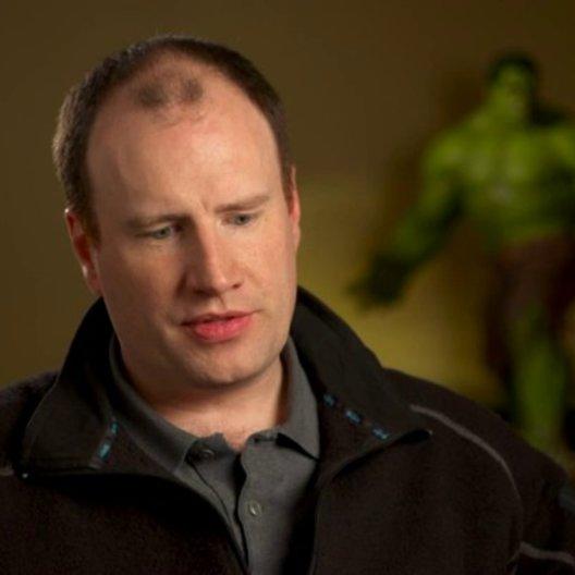 Kevin Feige - Produzent was der Film repräsentiert - OV-Interview