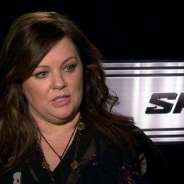 Melissa McCarthy über die Arbeit mit Jason Statham - OV-Interview