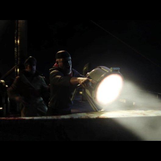 Kapitän Haddock, Tim und Struppi in Gefahr - Szene Poster