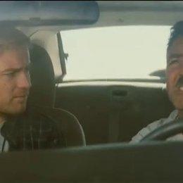 Männer, die auf Ziegen starren (BluRay-/DVD-Trailer) Poster