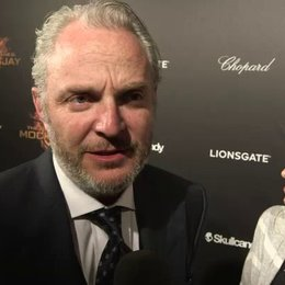 Francis Lawrence - Regisseur - - OV-Interview Poster