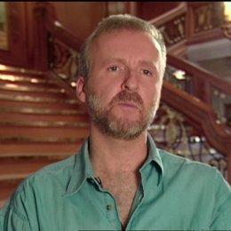 James Cameron (Regisseur) über den Wert von Geschichte - OV-Interview Poster