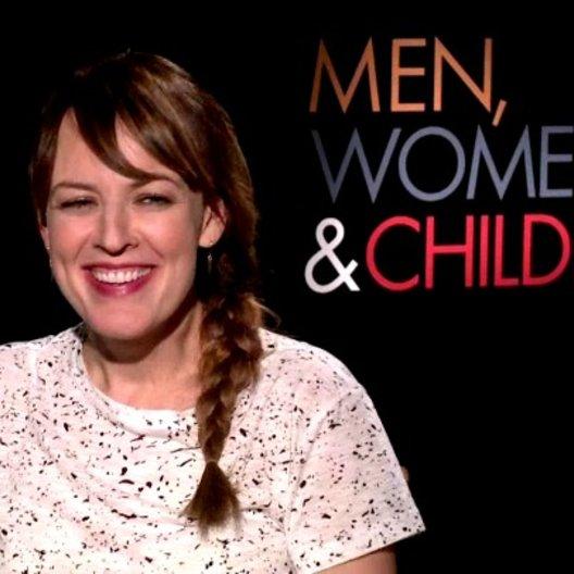 Adam Sandler und Rosemarie Dewitt - Don Truby und Helen Truby - darüber warum ihre Rollen fremdgehen - OV-Interview