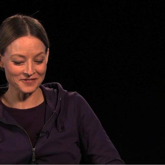 Jodie Foster über das Theaterstück - OV-Interview